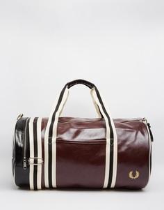 Классическая сумка Fred Perry - Красный