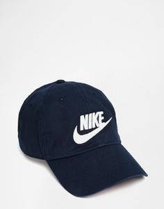 Кепка Nike Heritage 86 Futura 626305-451 - Синий