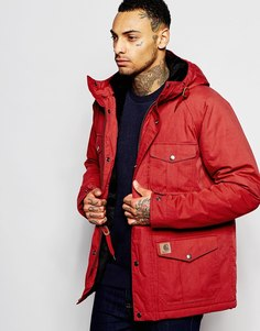 Куртка Carhartt WIP Mentor - Красный