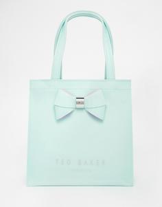 Компактная бледно-зеленая сумка Ted Baker Icon - Мятный