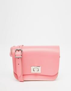 Сумочка The Leather Satchel Company - Розовый