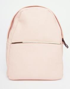 Светло-розовый рюкзак Glamorous Minimal - Светло-розовый