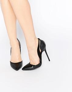 Черные туфли-лодочки Daisy Street - Черный