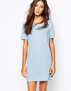 Джинсовое платье-футболка Levi's Line 8 - Синий Levi's®