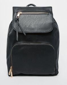 Структурированный рюкзак ALDO - Черный