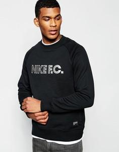 Свитшот Nike FC 718807‑010 - Черный