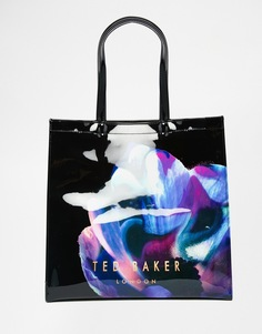 Сумка Ted Baker Cosmic Bloom Icon - Черный