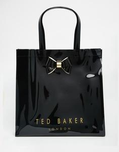 Большая сумка Ted Baker - Черный