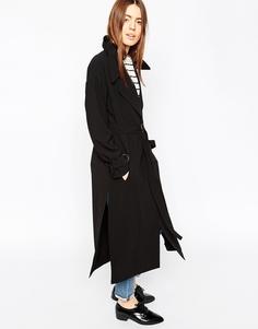 Пальто ASOS - Черный