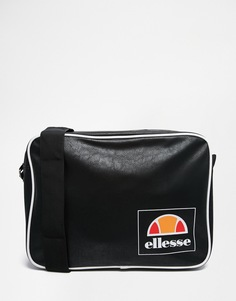 Сумка почтальона Ellesse - Черный