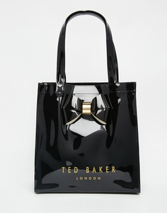 Сумка Ted Baker Small Icon - Черный