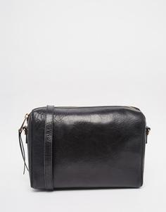 Строгая сумка через плечо Urbancode - Черный