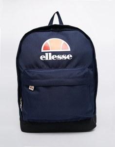 Рюкзак с логотипом Ellesse - Синий