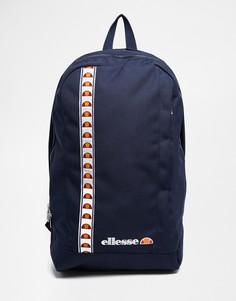 Рюкзак с фирменной лентой с логотипом Ellesse - Синий