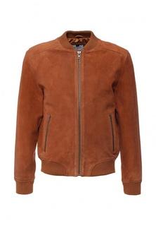 Куртка кожаная Topman