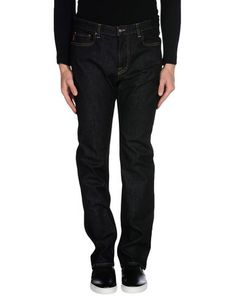 Джинсовые брюки Moschino