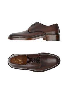 Обувь на шнурках Bruno Parmigiani