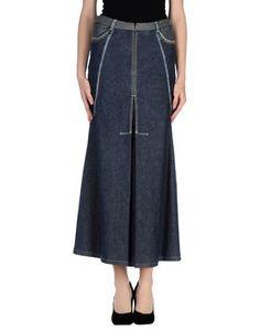 Джинсовая юбка Gattinoni Jeans