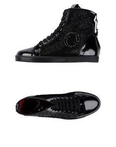 Высокие кеды и кроссовки Poletto