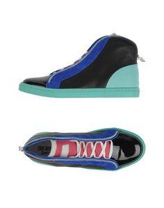 Высокие кеды и кроссовки Dirk Bikkembergs Sport Couture