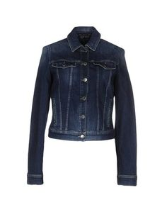 Джинсовая верхняя одежда Armani Jeans