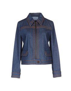 Джинсовая верхняя одежда Prada