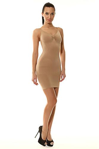 Утягивающее платье