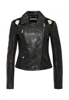 Куртка кожаная Versace Jeans