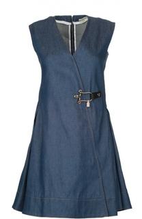 Платье джинсовое Balenciaga