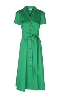 Платье вечернее с поясом Weill