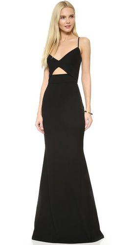 Вечернее платье-бюстье