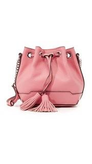 Миниатюрная сумка-ведро Lexi Rebecca Minkoff