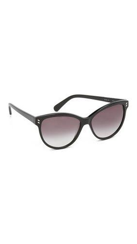 Классические очки «кошачий глаз»