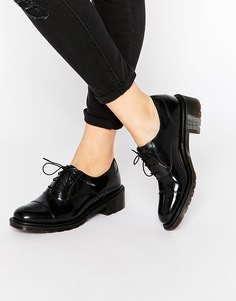 Оксфордские туфли Dr Martens Adelaide Henrietta - Черный