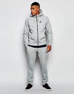 Спортивный костюм скинни Nike AW77 678622-063 - Серый