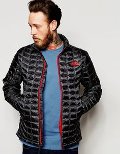 Куртка The North Face Thermoball - Черный