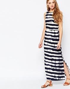 Платье макси в полоску Sugarhill Boutique