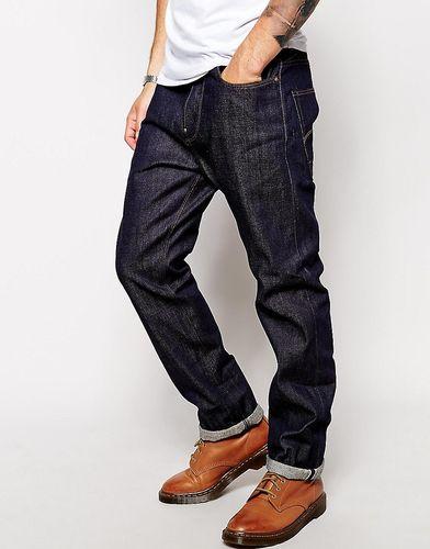 Прямые джинсы из селвидж-денима G Star US First - Raw