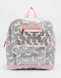Рюкзак с единорогами Skinnydip - Мульти