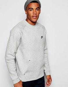Свитшот Nike TF 545163-066 - Серый