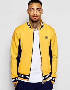 Спортивная куртка Fila Vintage - Желтый