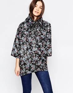 Куртка с цветочным принтом Glamorous