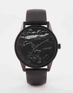 Черные часы UNKNOWN Urban Marble - Черный