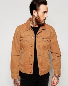 Куртка в стиле вестерн Wrangler - Бурундук