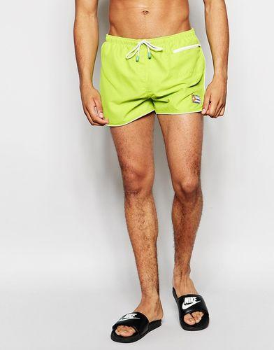 Пляжные шорты Oiler & Boiler East Hampton - Зеленый