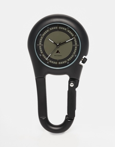 Черные часы ASOS Carabeana - Черный