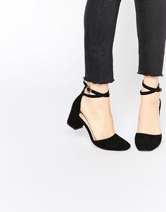 Туфли на каблуке ASOS SIGHTING - Черный