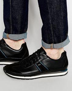 Кроссовки Paul Smith Jeans Roland - Черный