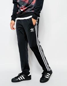 Черные спортивные штаны adidas Originals Classic Team B48974 - Черный