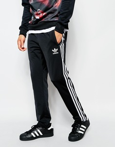 Черные спортивные штаны adidas Originals Classic Team B48974 - Черный